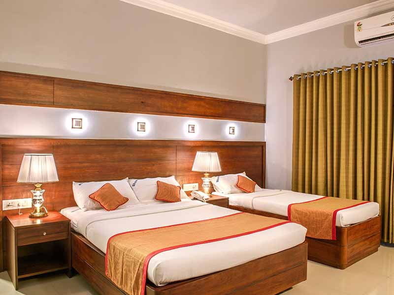 Guruvayoor Best hotels