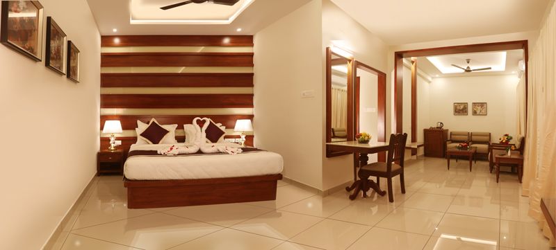 Budget rate hotels in guruvayur