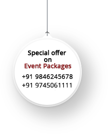 Corporate events in guruvayur