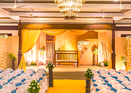 A/C Wedding halls in guruvayoor