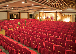 Luxury Wedding halls in guruvayur